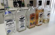 Turma de Formação de Bartender com o Professor Márcio Roberto Mascott - Degustação de Tequilas