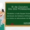 15 de Outubro: Dia dos Professores