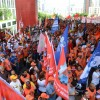 Sindicalistas se manifestam contra as novas mudanças nas leis trabalhistas