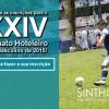 Campeonato Hoteleiro de Futebol 2015 – Inscrições