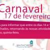 Horário Carnaval