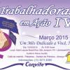 Mês da Mulher – Encontro de comemoração para o dia 08 de março