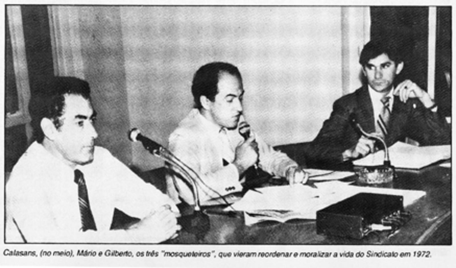 Mario de Souza na Eternidade.