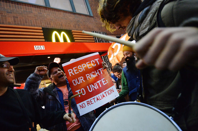 Fast Food Walkout Cities