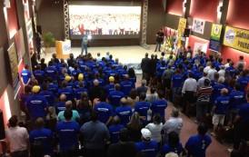 Sinthoresp participa do IX Congresso Nacional dos Trabalhadores em Turismo e Hospitalidade