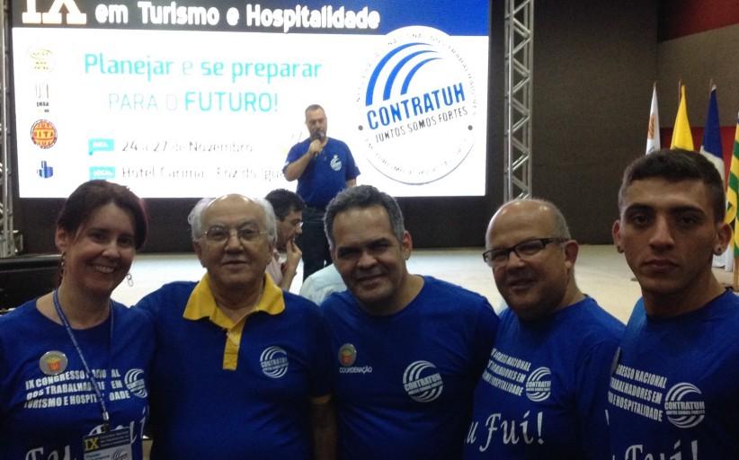IX Congresso Nacional dos Trabalhadores em Turismo e Hospitalidade