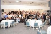Alunos da Escola de Hotelaria promovem jantar para os diretores do Sinthoresp e convidados