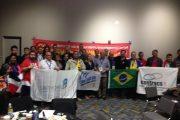 Congresso SEIU: Sinthoresp e Contratuh participam de reuniões neste sábado
