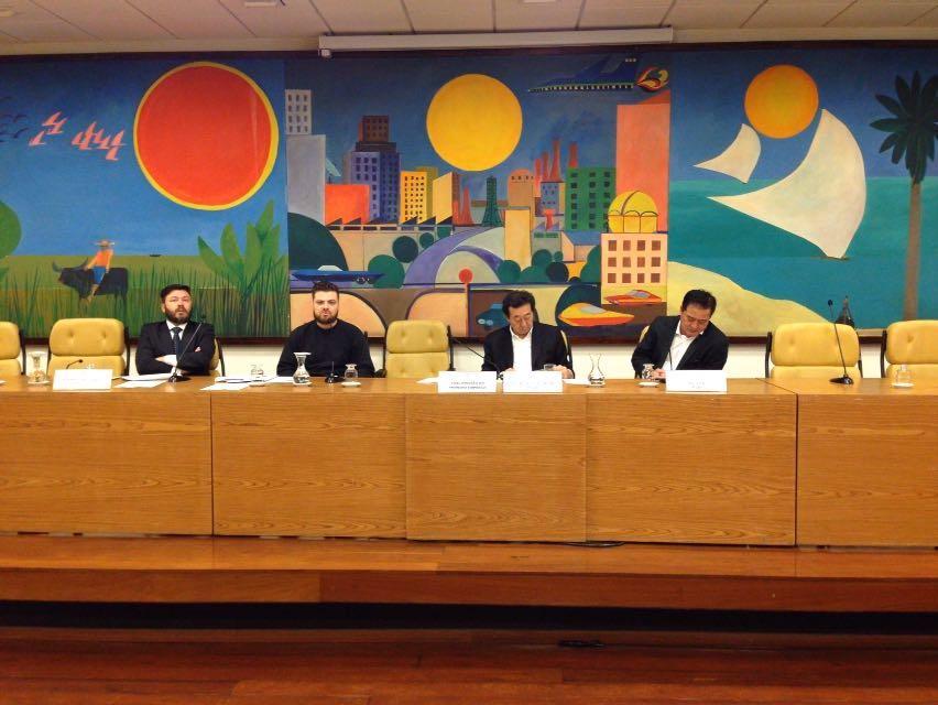 Acontece agora a 5ª reunião da Subcomissão do Primeiro Emprego