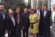 Ministro do Trabalho se encontra com delegação brasileira durante Conferência Internacional da OIT em Genebra