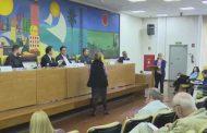 SHTV: Subcomissão do 1º Emprego recebe representante do Burger