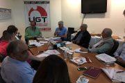 Acontece agora: Na UGT, presidente Francisco Calasans participa de reunião que discute PEC 55