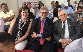 ACONTECE AGORA: Na UGT, Sinthoresp participa de reunião com ministro da Fazenda