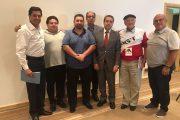 Ministro do Trabalho recebe Sinthoresp e UGT para discutir Reformas Trabalhistas