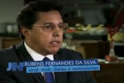 Diretor Rubens Fernandes fala ao Jornal Nacional sobre a regulamentação da gorjeta