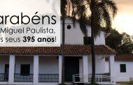 21 de setembro, aniversário de São Miguel Paulista
