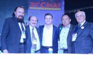 Sinthoresp participa de CIHAT - Congresso Internacional de Gastronomia Hospitalidade e Turismo