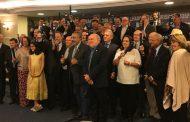 Sinthoresp prestigia posse da diretoria da Contratuh em Brasília; Calasans assume como diretor executivo de Planejamento