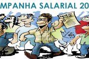Assembleia terça abre campanha salarial