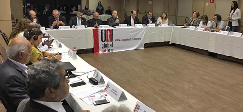 Reunião internacional discute legalização de jogos