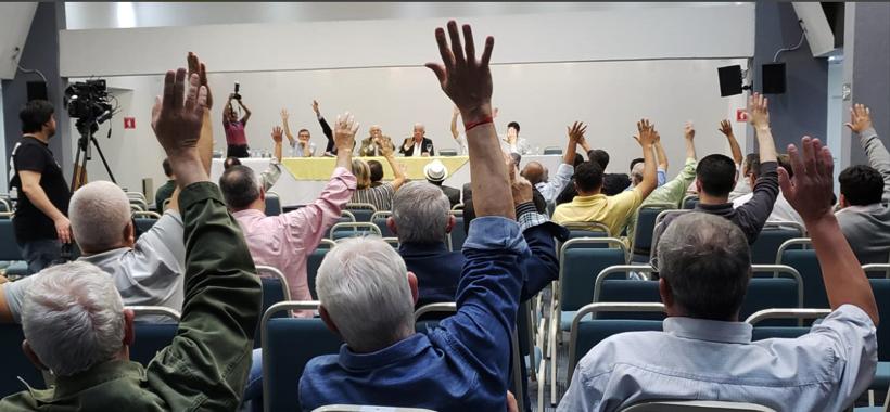 Assembleia no Sindicato aprova novo serviço